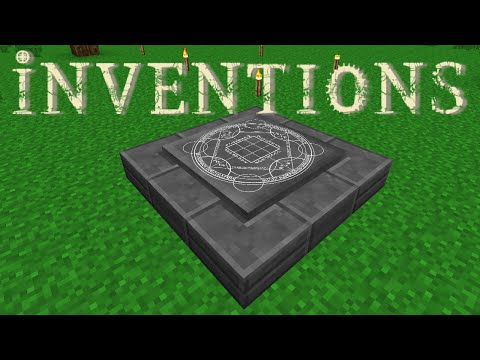 Minecraft Mods FTB Inventions - BASIC EXCHANGE [E02]