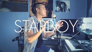 The Weeknd - Starboy ft. Daft Punk (Ryan Morgan Cover)