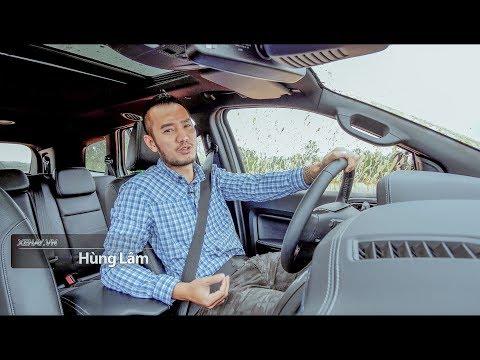 Đánh giá xe Ford Everest Titanium 4WD 2019 - Offroad Thần Sầu |XEHAY.VN|