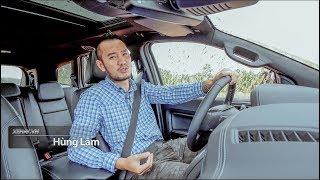 Đánh giá xe Ford Everest Titanium 4WD 2019 - Offroad Thần Sầu  XEHAY.VN 