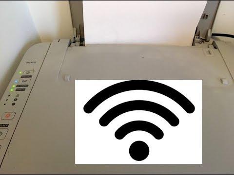imprimante wifi canon pixma youtube. Black Bedroom Furniture Sets. Home Design Ideas
