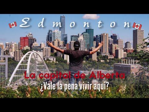 Esto es EDMONTON!!! mis impresiones sobre esta ciudad. ¿Vale la pena vivir aquí?🇨🇦