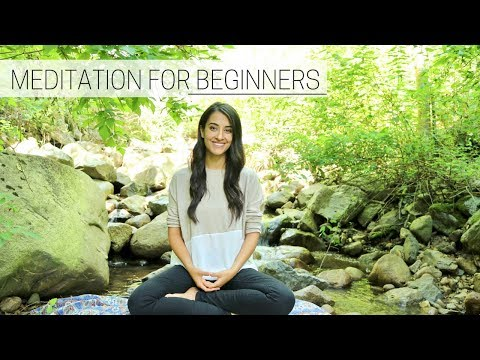BEGINNER'S GUIDE TO MEDITATION » for a positive & productive day (part 2)