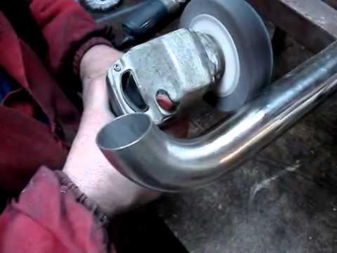Como pulir el acero inoxidable youtube - Soldadura en frio ...