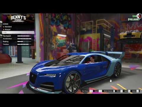 GTA V | Truffade Nero TUNING | Bugatti Chiron | Mennyiért?💰 | HUN MAGYAR kommentár