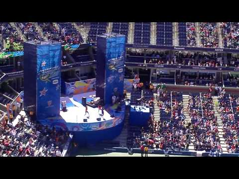Coco Jones - Holla At The DJ - Live at US Open Arthur Ashe Kids' Day