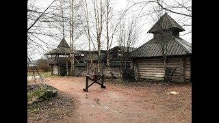 Викинги, их оружие и быт в средневековом городе Сваргас