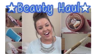 Beauty Haul! The Body Shop & Feel Unique! Thumbnail
