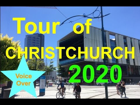 Christchurch City Tour 2020!