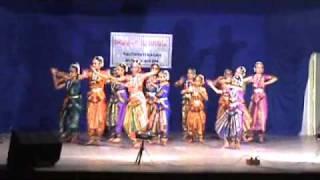 Jatiswaram Bharatanatyam Perfromance