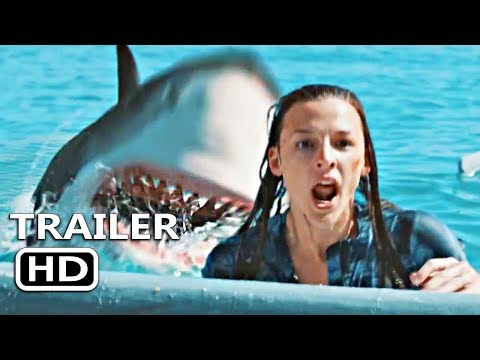 FRENZY Official Trailer (2018) Shark Attack