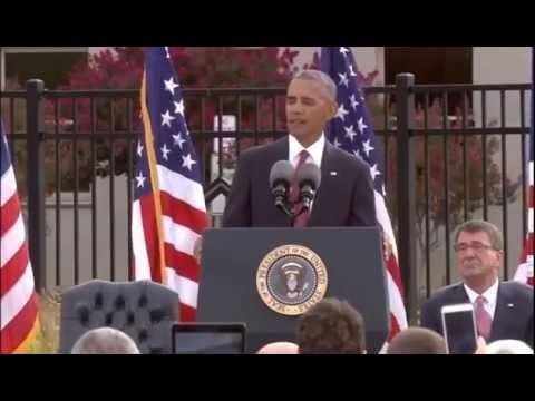 President Obama Talks E Pluribus Unum   Sep 11, 2016