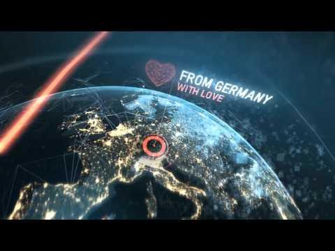 Futuristic Interactive Design Presentation by 2RISE