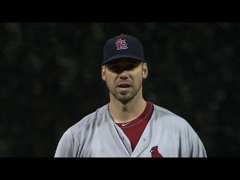 2011 NLDS Gm5: Carpenter shuts out the Phils in Game 5