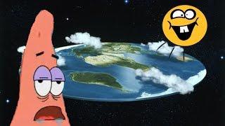 Top 5 Argumente dafür, dass die Erde flach ist!