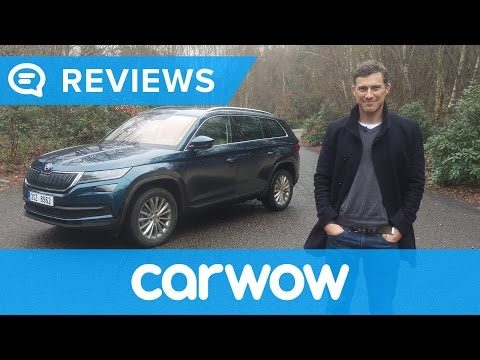 Skoda Kodiaq SUV 2018 5 seat review | Mat Watson Reviews