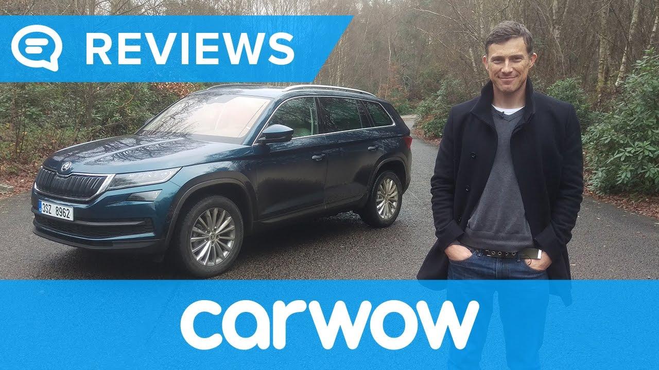 Skoda Kodiaq Suv Seat Review Mat Watson Reviews Youtube