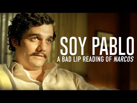'SOY PABLO' Extended Trailer  -- A Bad Lip Reading of Narcos, a Netflix Original Series