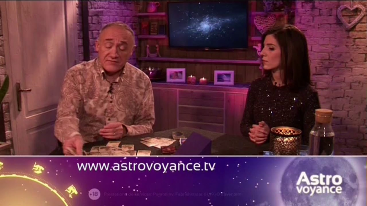 60d097ced0807 Vincent Astrovoyance 16 février 2018 sur Plug RTL - YouTube