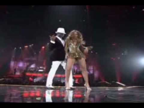 Beyonce & Usher - Bad girl (live)