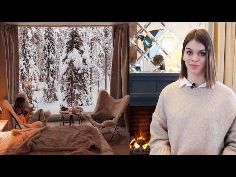 Видео. Каминокомплект Dimplex на YouTube-канале Elena Once