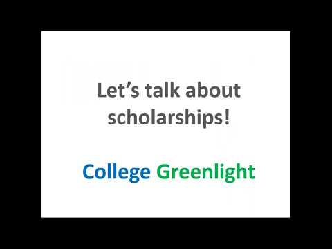 Knock out this Scholarship Season!
