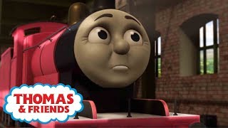 Pink James! ⭐ Thomas & Friends UK ⭐Thomas & Friends New Episodes ⭐Cartoons for Children
