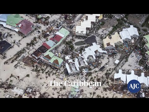 Hurricane Daily #2 - Photos from Irma's path towards the southeastern United States