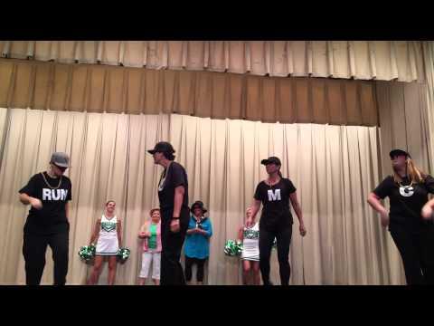 Hokes Bluff High School Teacher Lip Sync 2015