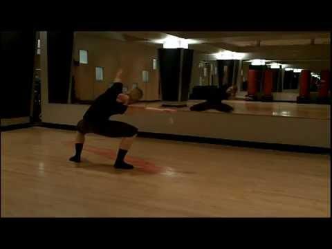 Plie Warm-up Choreography For Dance Class (Horton Technique)