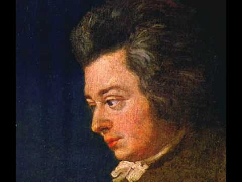 Wolfgang - Amadeus Mozart (Music Sample)