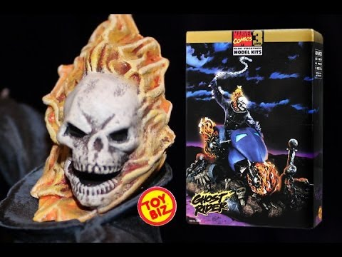 Monster Model Review #152 Ghost Rider by ToyBiz