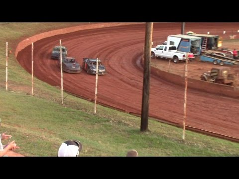 Winder Barrow Speedway Advanced Four Cylinders 6/25/16
