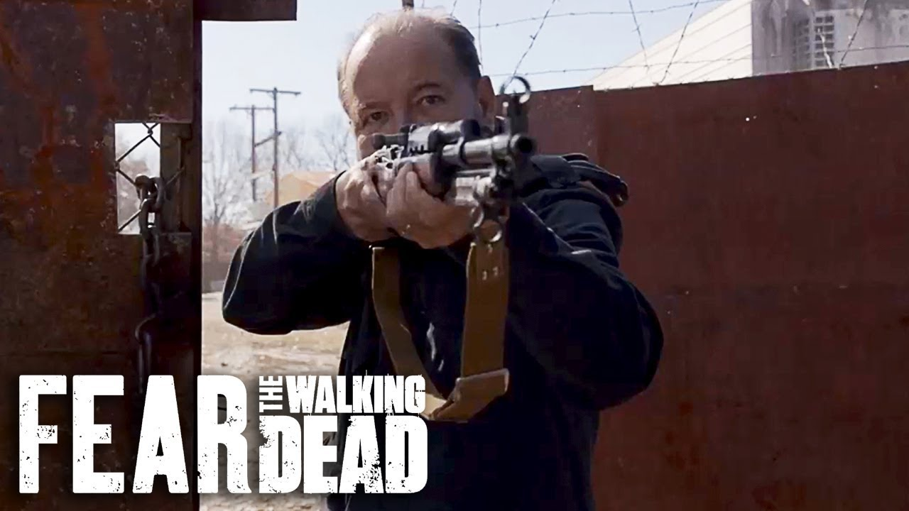 Promo and images for Fear the Walking Dead Season 5 Episode