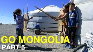 Go Mongolia Part 5: Skinned Sheep and Fossils | Bayanzag | Flaming Cliffs | Gobi Desert