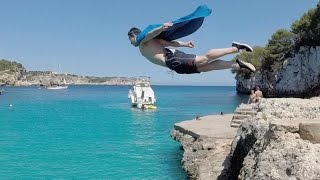 Cliff Jumping Mallorca 2014 [HD]