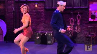 "An Extended Clip of ""Choo-Choo Honeymoon"" From ""Dames at Sea"""