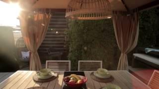 видео садовый шатер