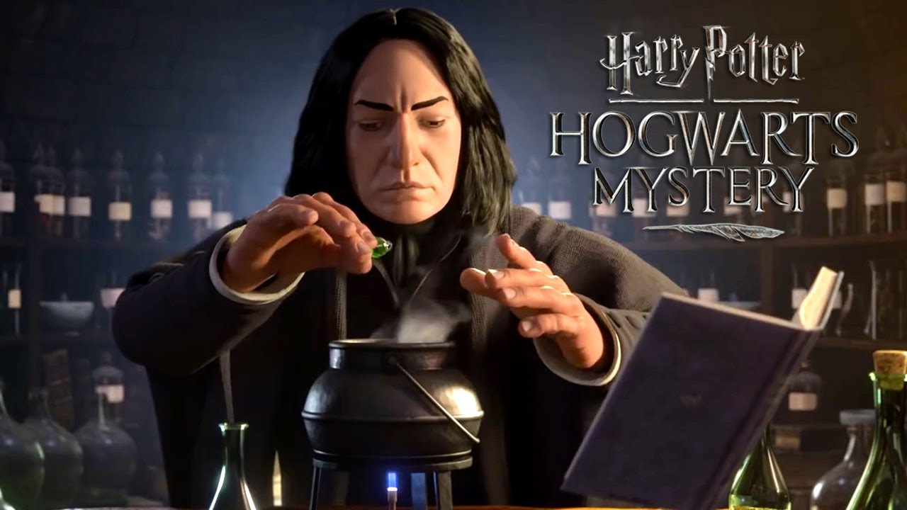 Harry Potter Hogwarts Mystery Official Launch Trailer