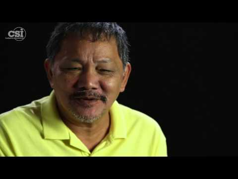 CSI Ten Questions with Efren Reyes