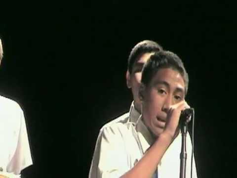 Dixon Middle School Concert Choir Lean on Me