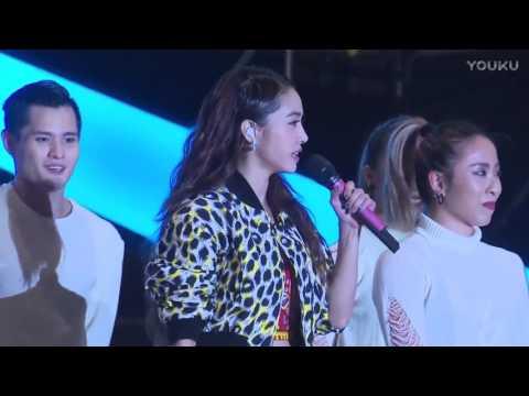 2017-01-17 蔡依林 Jolin Tsai -《說愛你+舞孃+大藝術家》Live@華碩尾牙