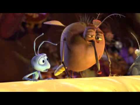 Download A Bug's Life (1998) - Blu Ray Trailer/Advert