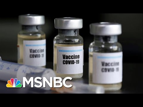 Should The Covid Vaccine Be Mandatory?   The 11th Hour   MSNBC
