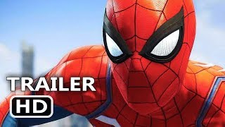 "Video SPIDER-MAN Official ""E3 2017"" Trailer (2017) PS4 Gameplay HD download MP3, 3GP, MP4, WEBM, AVI, FLV November 2017"