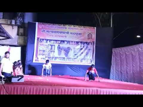 A/2, Shri Siddhivinayak Society Taal Western Dance Performance 2018