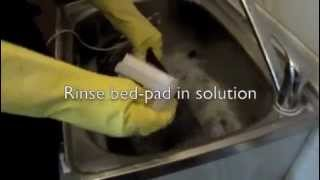 Bedwetting - Ramsey Coote Bed-Pad Cleaning.m4v