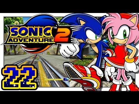 Sonic Adventure 2 Battle -  Wait A Minute! - Part 22 - Action Race Battle