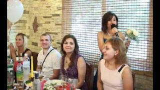 Свадебное видео волшебный букет СТУДИЯ АЛЬФА.flv