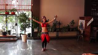 Елена Ладэ - Indian Tribal Fusion